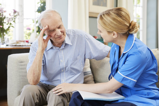 Tips in Taking Care of a Dementia Patient