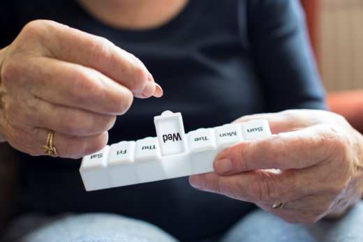 How to Help Seniors Remember Their Medications